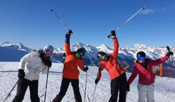 zimski kamp u Švajcarskoj