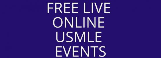 besplatni vebinari priprema USMLE