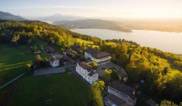 internatska srednja škola u Švajcarskoj