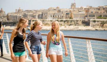 letnja škola engleskog jezika na Malti