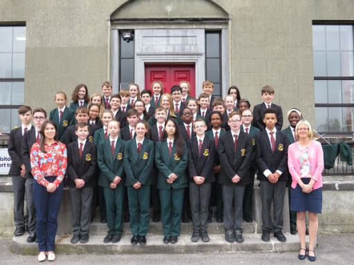 srednja škola Irska