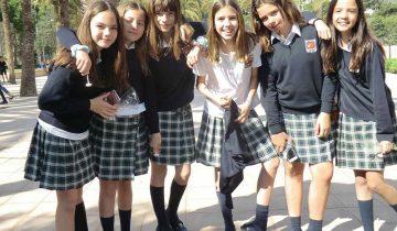 srednja škola blizu Valensije