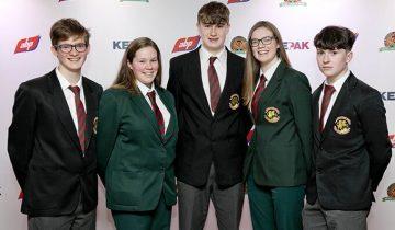 srednja škola u Irskoj