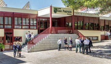 srednja škola u Toledu