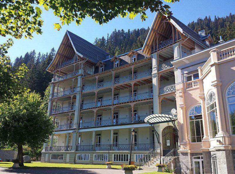 srednja škola u francuskom delu Švajcarske