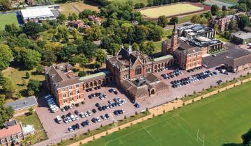 muška srednja škola u Velikoj Britaniji