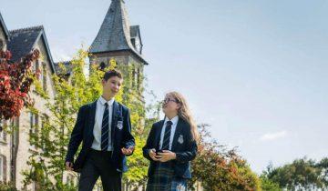 privatna škola u Engleskoj