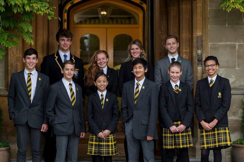 srednja škola Engleska