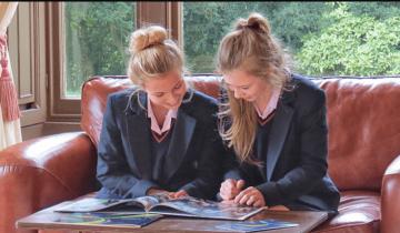 ženska srednja škola u Engleskoj