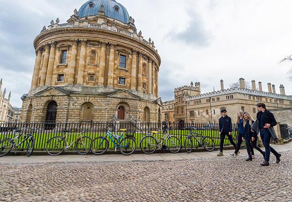 srednja škola u Oksfordu