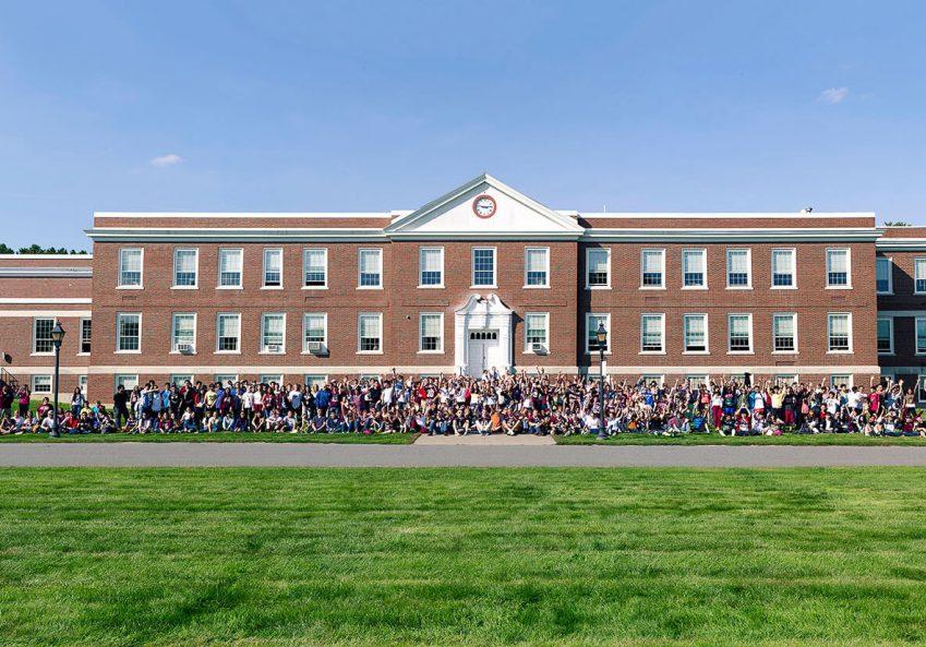 Srednja škola SAD stipendijom